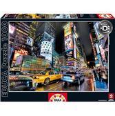 Пазл Таймс-сквер, Нью-Йорк 1000 элементов