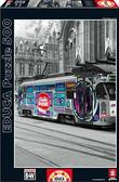 Пазл Трамвай в Генти 500 элементов