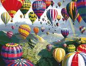 Разноцветные шары, 40х50см от Идейка