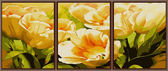 Триптих Тюльпаны для тебя