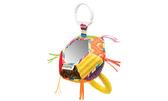 Развивающая игрушка для малышей с зеркальцем от LAMAZE (Ламазе)