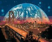 Сан-Франциско, 40х50см