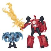 Трансформеры  Роботы под  прикрытием: Миниконы Бетл-Пекс