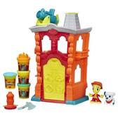 Play-Doh Город Игровой набор Пожарная станция