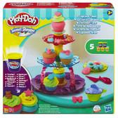 Плей До. Игровой набор Башня из кексов от Play-Doh (Плей Дох)
