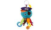 Развивающая игрушка Пират-осьминог от LAMAZE (Ламазе)