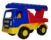 Автомобиль-пожарная спецмашина «Салют» от Полесье