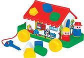 Игровой дом (в сеточке) от Полесье