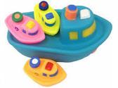 Набор для купания Кораблики от Grow-Up