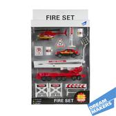 Набор игровой Пожарная служба (11 элементов)