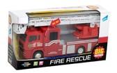 Пожарная машинка, инерционная