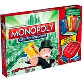 Игра Монополия с банковскими карточками от Monopoly Hasbro (Монополия)