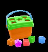 Развивающая игрушка-сортер Весёлые фигурки от MOMMY LOVE