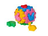 Игрушка куб Умный малыш Домашние животные ТехноК от ТЕХНОК