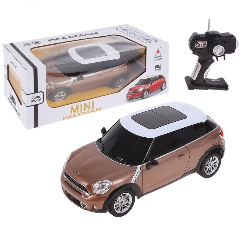 Машина на р/у Mini Paceman 1:16