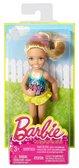 Кукла Челси, Barbie, Mattel, желтая юбка