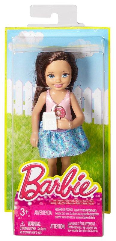 Кукла Челси, Barbie, Mattel, синяя юбка