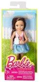 Кукла Челси, Barbie, Mattel, синяя юбка от Barbie (Барби)