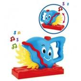 Игрушечная циркулярная пила (укр. упаковка), BeBeLino, синяя от BeBeLino (Бебелино)
