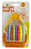 Развивающая игрушка-прорезыватель Цветные кольца, Bright Starts