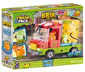 Конструктор Септик-грузовик, серия Trash Pack, Cobi