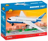 Конструктор Самолет Boeing 737, серия Technics, Cobi