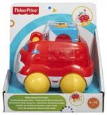 Автомобиль серии Чудо-кубики, Fisher-Price, Машинка красная от Fisher-Price (Фишер-Прайс)