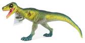 Динозавр  Горгозавр- хищные челюсти  28 см, зеленый