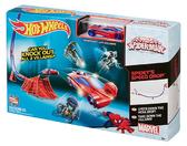 Трек Приключения супергероев, Hot Wheels, Mattel, Человек-Паук