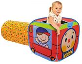 Вокзал - игровая палатка с тоннелем, K's Kids от K S KIDS