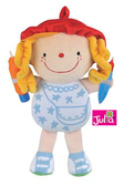 Кукла Девочка Джулия Doodle Fun с фломастерами, K's Kids