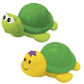 Инерционная игрушка – ШУСТРАЯ ЧЕРЕПАШКА (ассорти салатовый, желтый) от Kiddieland (Киддиленд)