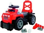 Автомобиль Jeep 3 в 1, джип красный, Mega Bloks от Mega Bloks (Мега Блокс)