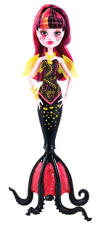 Кукла Подружка-рыбка серии Большой ужасный риф, Monster High, Дракулаура
