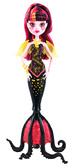 Кукла Подружка-рыбка серии Большой ужасный риф, Monster High, Дракулаура от Monster High (Монстр Хай)