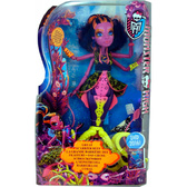 Кукла Подводный монстр серии Большой ужасный риф, Monster High, Кала Мерри от Monster High (Монстр Хай)