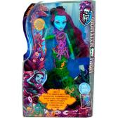 Кукла Подводный монстр серии Большой ужасный риф, Monster High, Поси Риф от Monster High (Монстр Хай)