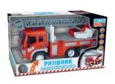 Пожарный автомобиль Спасатель;свет;звук;3+ от Motor Play