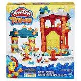 Пожарная станция - набор с пластилином Play-Doh Town, Play-Doh