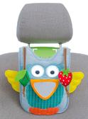 Музыкальная сова - развивающий центр для автомобиля (свет, звук), Taf Toys