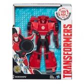 Трансформер, Robots In Disguise Hyperchange, Transformers, Hasbro, Sideswipe