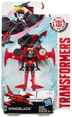 Трансформер, Robots In Disguise Легион, Transformers, Hasbro, Windblade красный