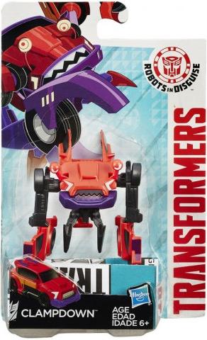Трансформер, Robots In Disguise Легион, Transformers, Hasbro, Clampdown