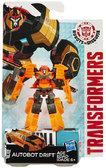 Трансформер, Robots In Disguise Легион, Transformers, Hasbro, Autobot Drift оранжевый