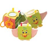 Мягкая игрушка Подвеска-кубик Зоо Попугай Шалун (MK5101-01), Масик, Vladi Toys от Масик