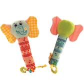Мягкая погремушка-палочка Зоо Слон Милашка (MK3101-01), Масик, Vladi Toys от Масик