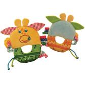 Мягкая погремушка-кольцо Зоо Жираф Озорник (MK3102-02), Масик, Vladi Toys от Масик