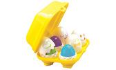 Забавные яйца от TOMY (Томи)
