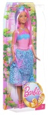 Принцесса Barbie серии Сказочно-длинные волосы, розовые волосы