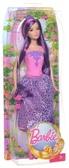 Принцесса Barbie серии  Сказочно - длинные волосы , фиолетовые волосы